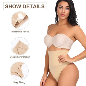 Women Wedding Dress Seamless Pulling Underwear Body Shaper
