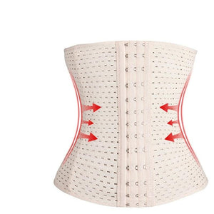 Extreme Hourglass Waist Trainer 3 Hook Corset