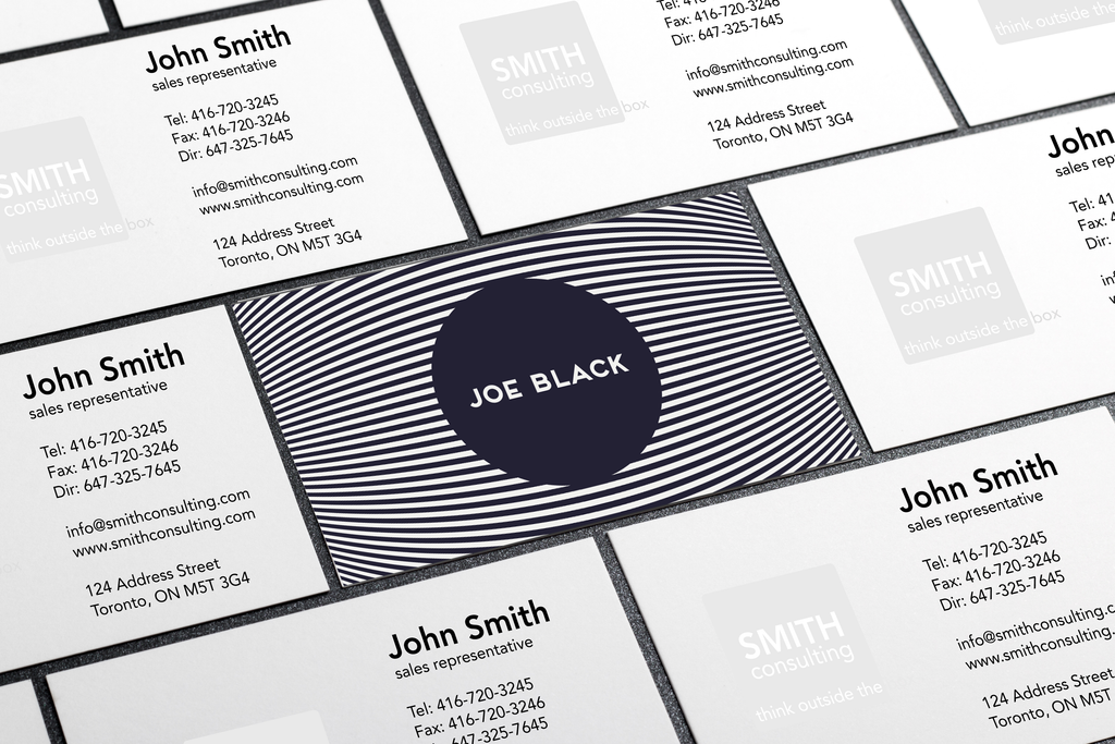 How to Create Personal Business Cards That Make an Impression