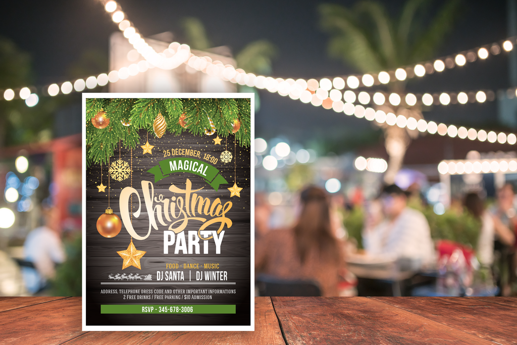 9 Reasons Why You Should Still Use Promotional Flyers for an Event