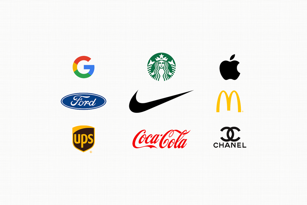 The Most Famous Logos in Brand History