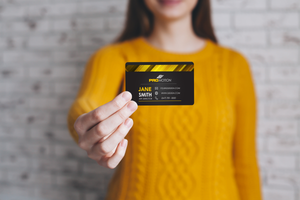 Indoor or Outdoor: Best Ways to Use Business Cards