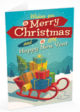Holiday Cards - FD105