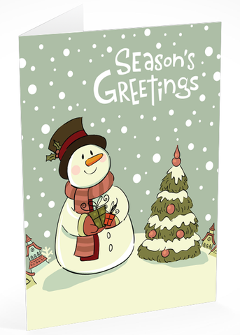 Holiday Cards - FD100
