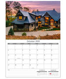 Wall Calendars - Luxury Homes