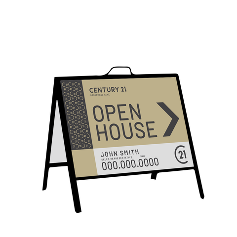C21 Open House Signs - Inserts - 003