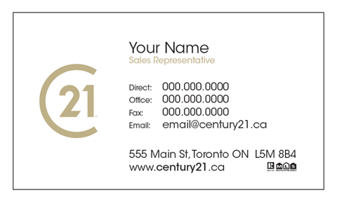 Century 21 business card templates c21 business card template c21 001 fbccfo Image collections