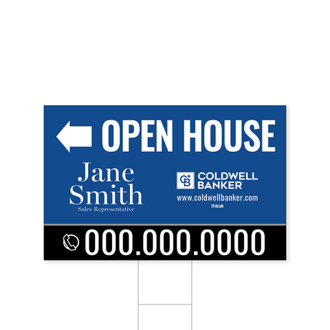CB Directional Signs - 1