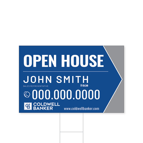 CB Directional Signs - 2