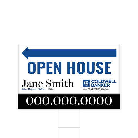 CB Directional Signs - 3