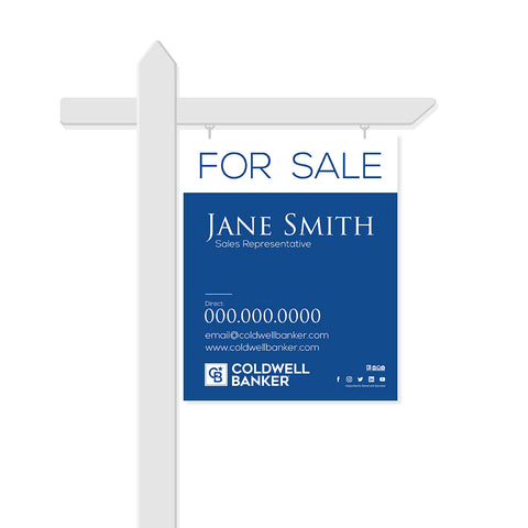 CB For Sale Signs - 002