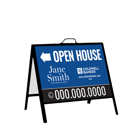 CB Open House Signs - Inserts - 001
