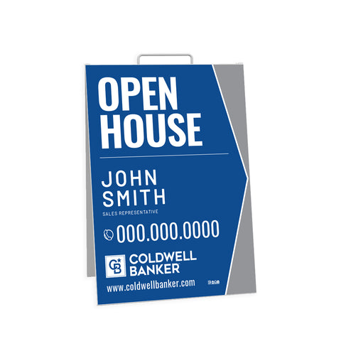 CB Open House Signs - Sandwich Board - 002