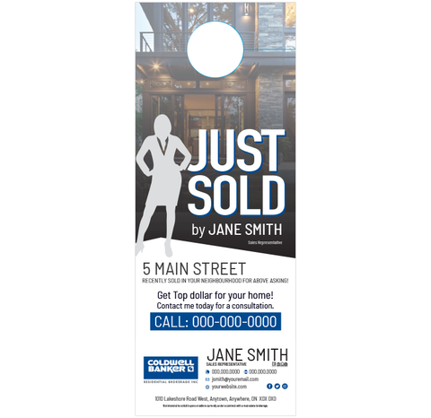 CB - Door Hangers - 002 - New Era Print Solutions