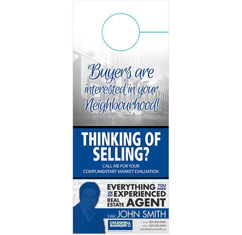 CB - Door Hangers - 007 - New Era Print Solutions