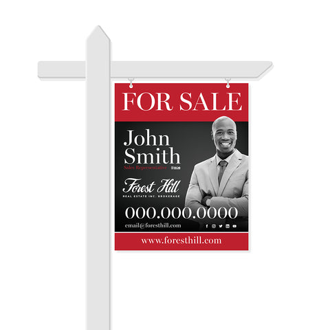 Forest Hill For Sale Signs - 001