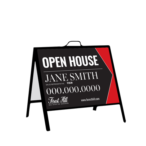 Forest Hill Open House Signs - Inserts - 003
