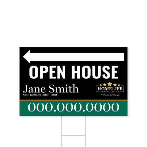 HomeLife Directional Signs - 2