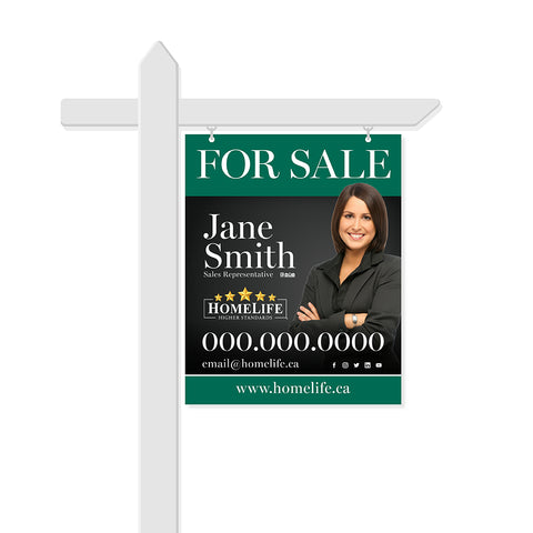 HomeLife For Sale Signs - 001