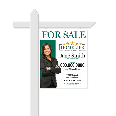 HomeLife For Sale Signs - 002