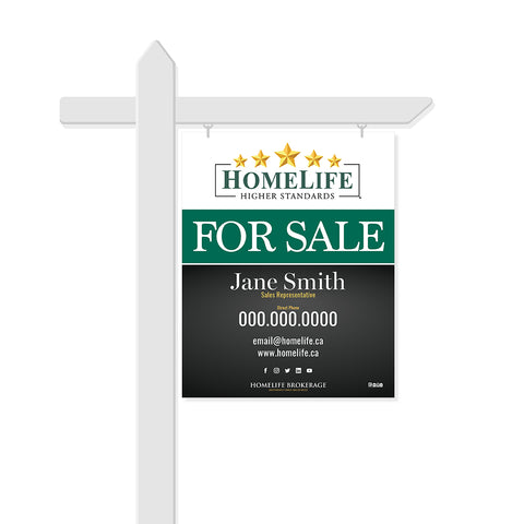 HomeLife For Sale Signs - 003