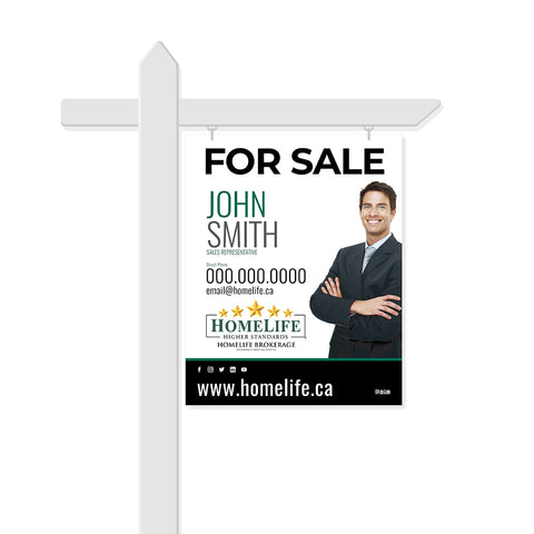 HomeLife For Sale Signs - 004