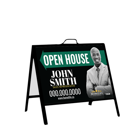 HomeLife Open House Signs - Inserts - 001