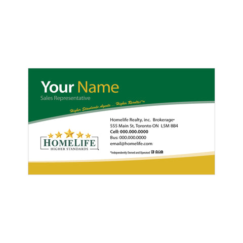 HomeLife Business Cards - 007