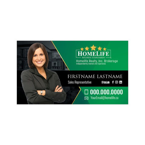 HomeLife Business Cards - 009