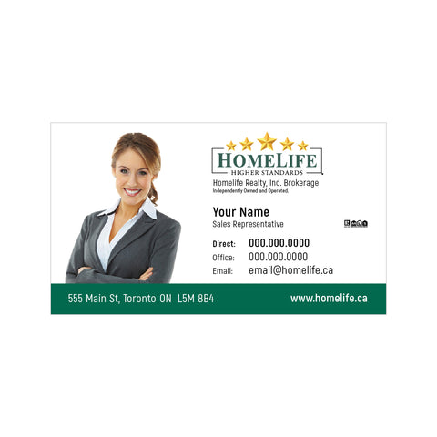HomeLife Business Cards - 001