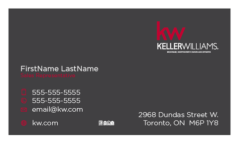 KW Business Cards - 010
