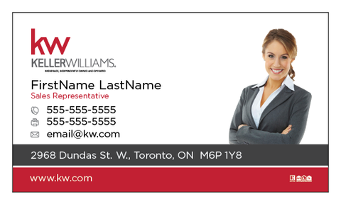 KW Business Cards - 003