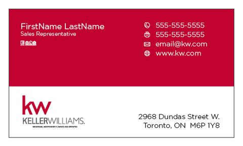 KW Business Cards - 006