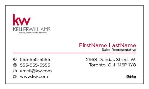 KW Business Cards - 007