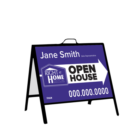 RAH Open House Signs - Inserts - 001