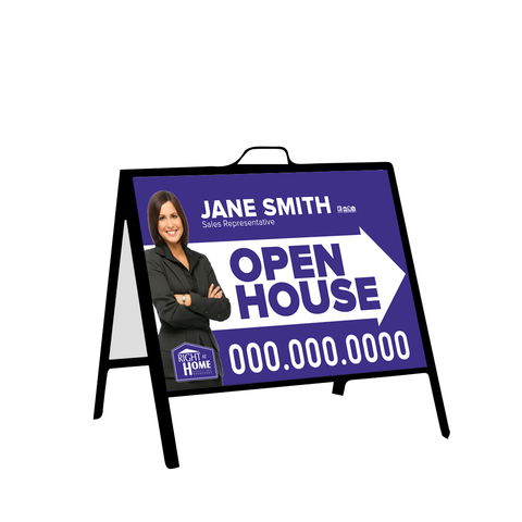 RAH Open House Signs - Inserts - 002