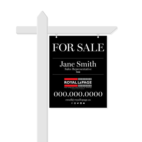 RLP For Sale Signs - 001