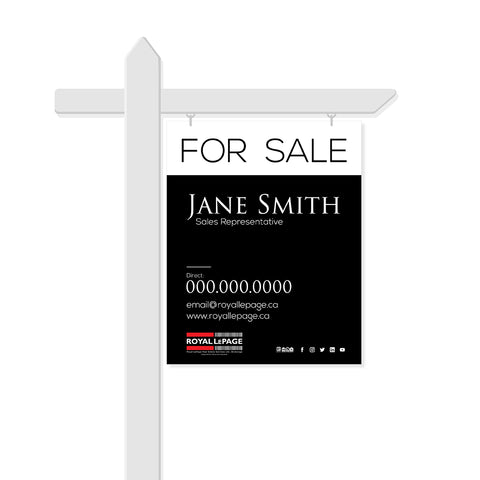 RLP For Sale Signs - 005
