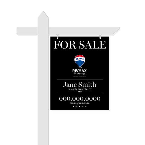 Remax For Sale Signs - 004