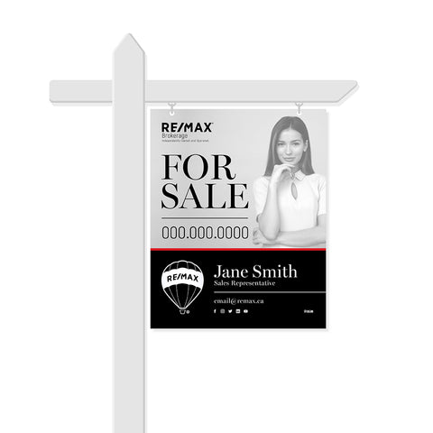 Remax For Sale Signs - 001