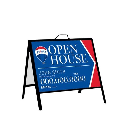 Remax Open House Signs - Inserts - 003