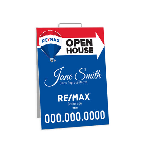 Remax Open House Signs - Sandwich Board - 003