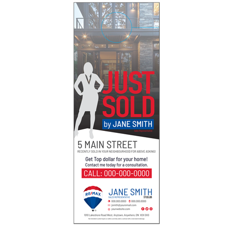 Remax - Door Hangers - 002