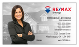 Remax Business Cards - 001