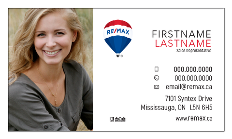 Remax Business Cards - 003