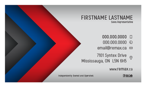 Remax Business Cards - 005