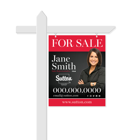 Sutton For Sale Signs - 001