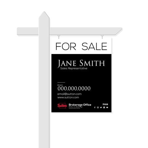 Sutton For Sale Signs - 002