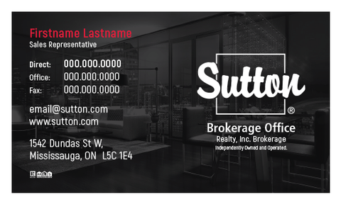 Sutton Business Cards - 006