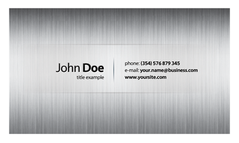 Business Card - FT - HDS-49 - New Era Print Solutions